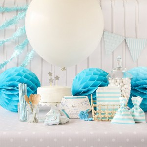 blue baby shower theme ideas for boys