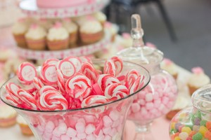 baby shower candy buffet pictures
