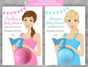 Printable Baby Shower Favors