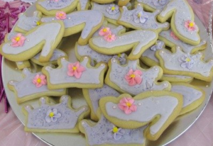 ... Cookies Recipes · Diy Baby Shower Princess Cookies ...