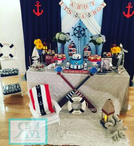 nautical theme baby shower decorations ideas baby shower