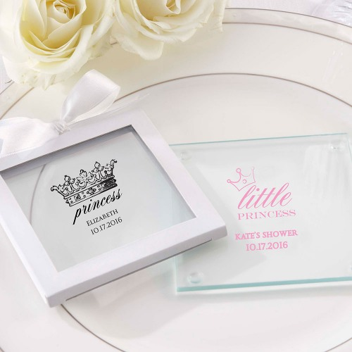 princess baby shower favor ideas