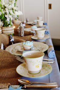 baby shower tea party