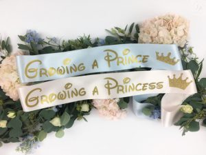 growing a prince sash