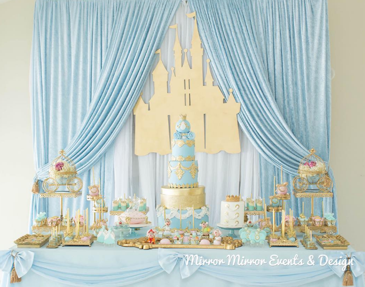 royal prince baby shower decoration ideas
