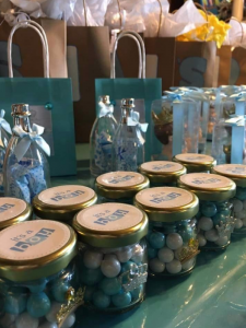 royal prince baby shower favors