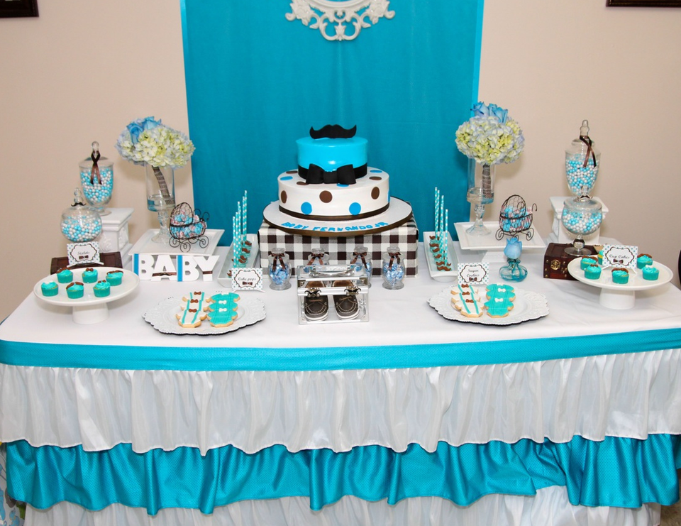 baby shower decoration for boy