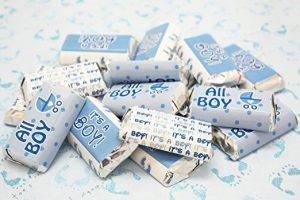 baby shower favor chocolates