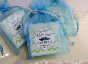 baby shower favor for boys