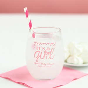 baby shower favor for girls