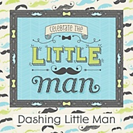 Little-Man-Baby-Shower-Theme